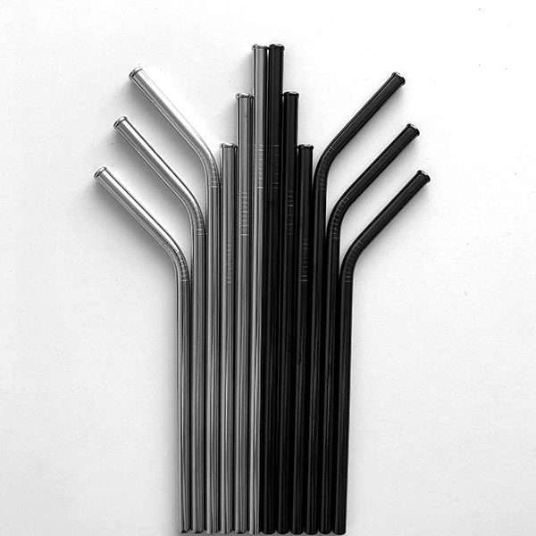 scratch-proof stainless steel straws wholesale