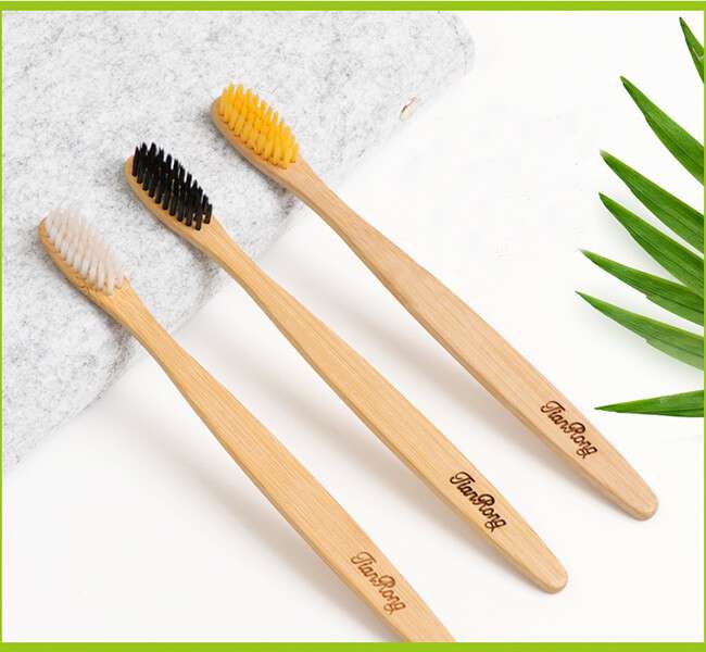 bamboo toothbrush factory China