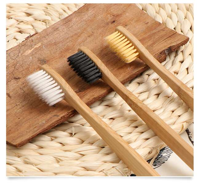 bamboo toothbrush supplier China