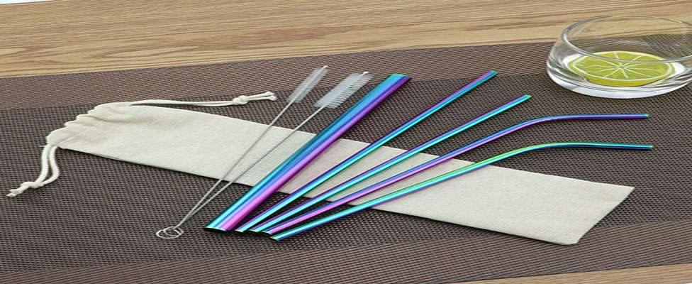 Stainless Steel Straws Made in USA Or Wholesale USA