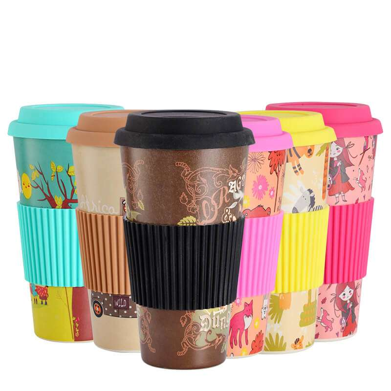 bamboo coffee cup manufacturer China