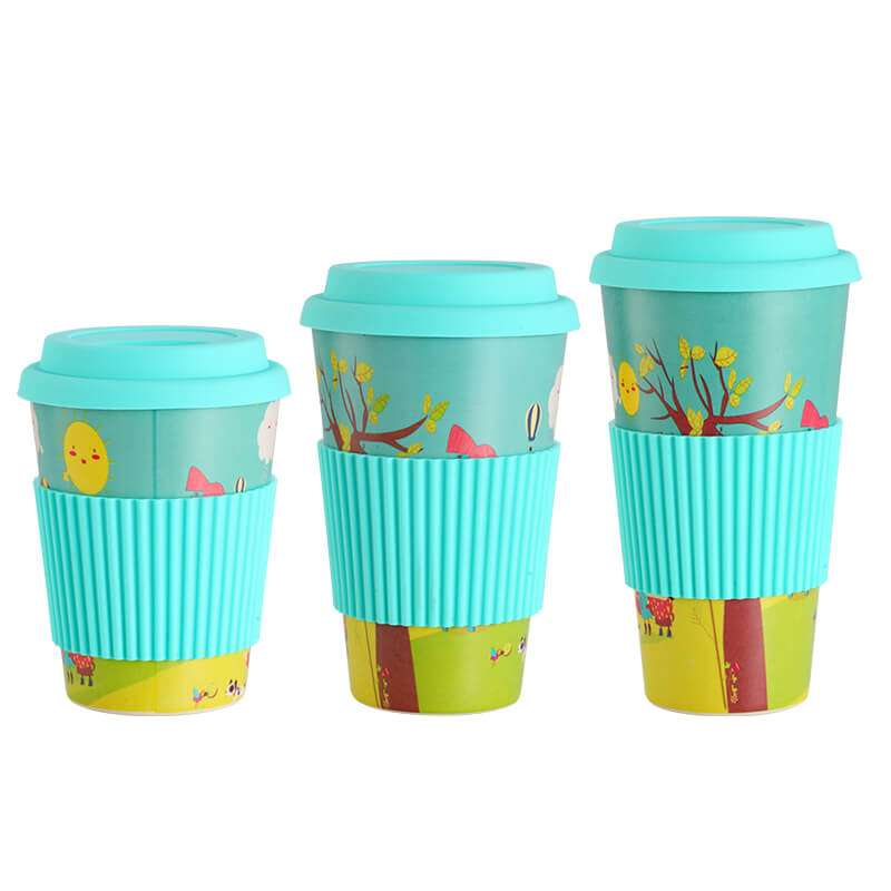 reusable coffee cup factory China
