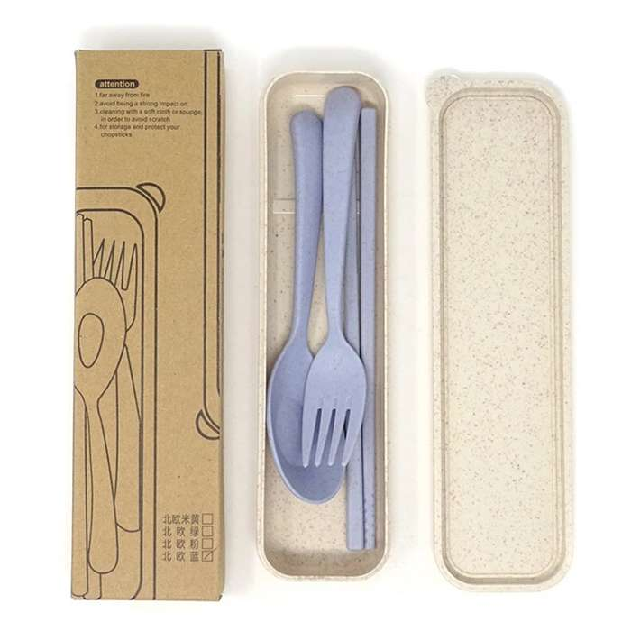 Eco wheat cutlery supplier