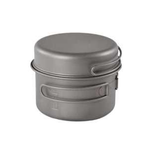 Titanium cookware bulk