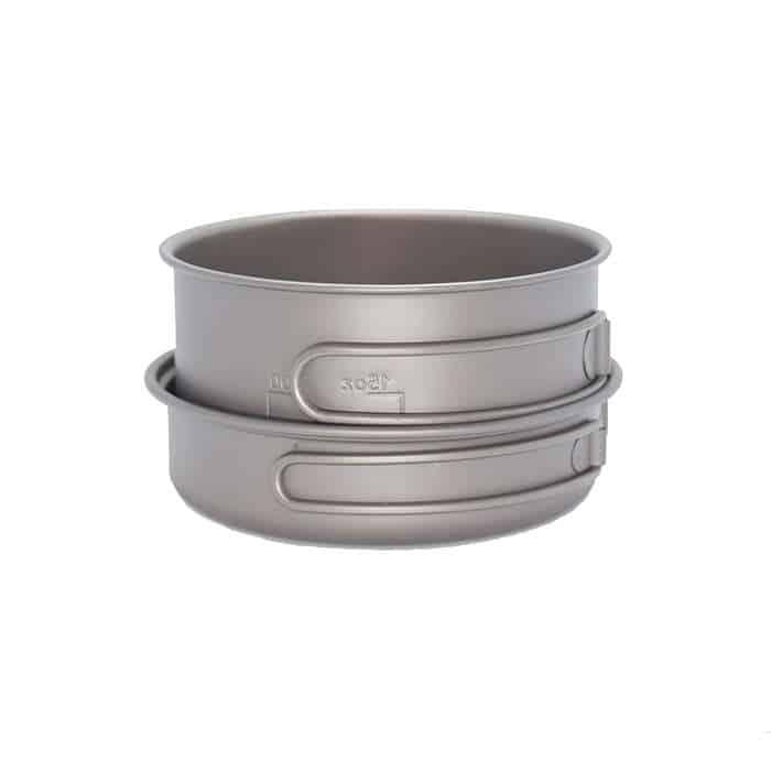 Titanium cookware manufacturer
