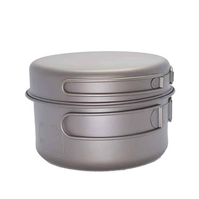 Titanium cookware wholesale