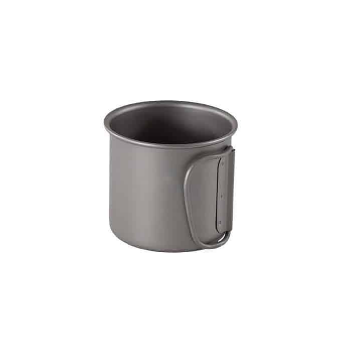 titanium cup factory