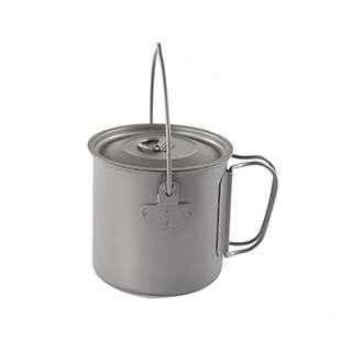 titanium mug factory