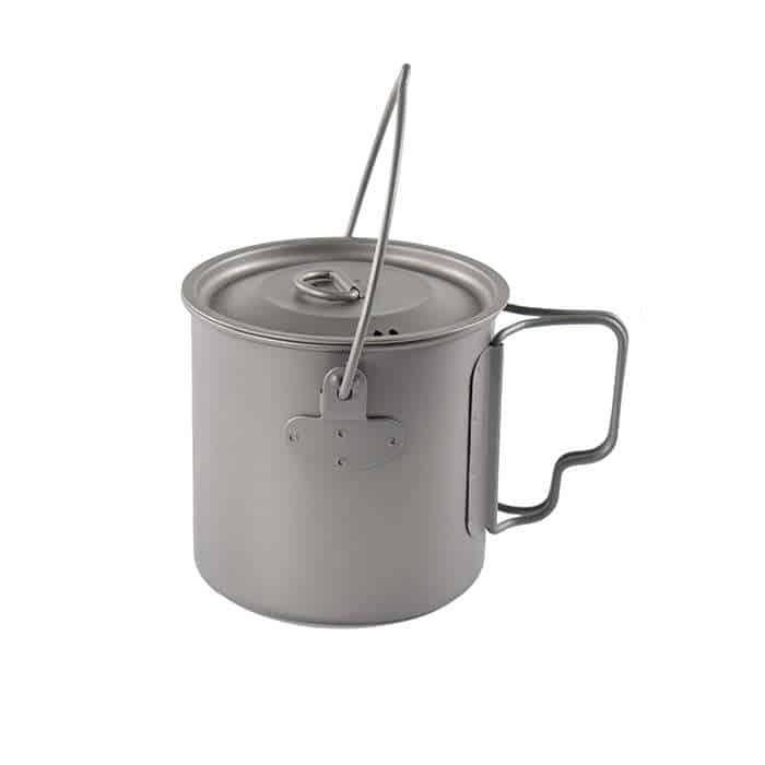 titanium mug wholesale
