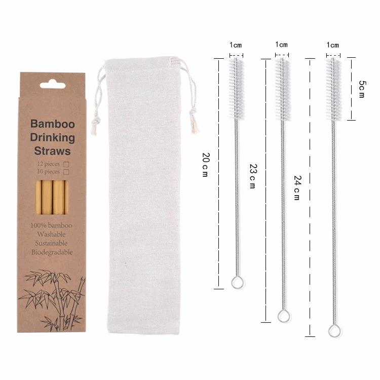 Bamboo Straws factory