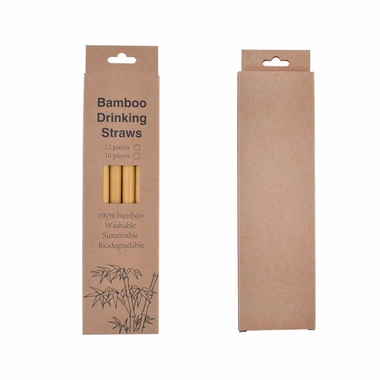 Bamboo Straws supplier