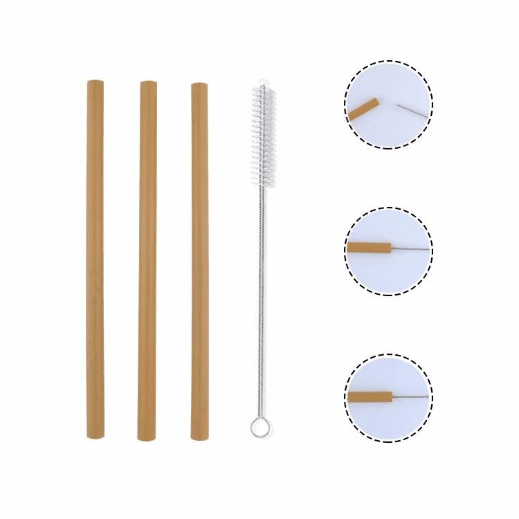 Bamboo Straws wholesale China