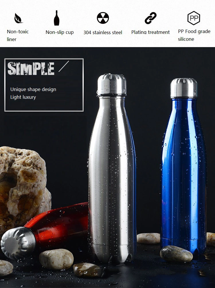 Wholesale stainless steel water bottle
