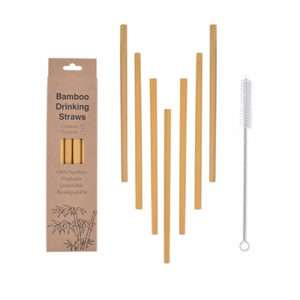 bamboo straws wholesale