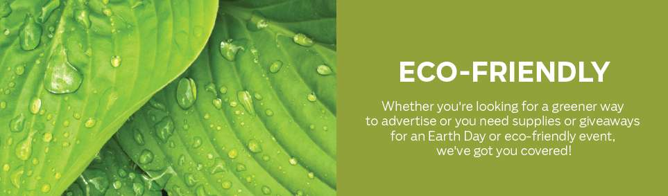 eco products banner