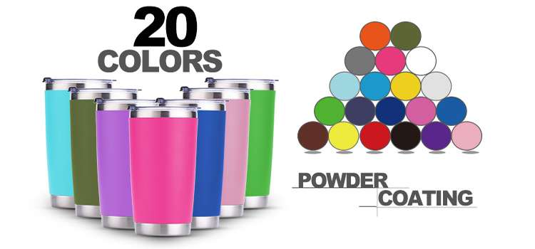stainless steel tumblers wholesale