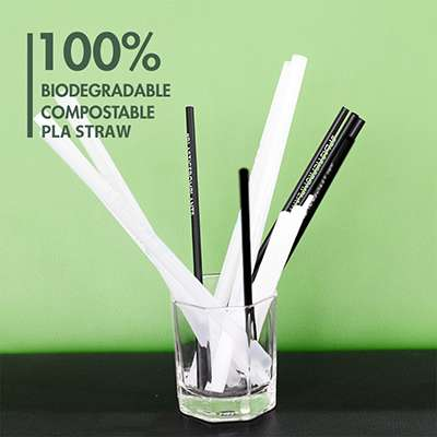 PLA Straws factory