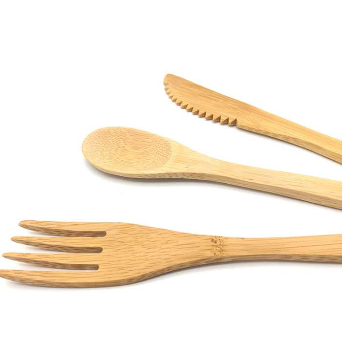 bamboo cutlery factory