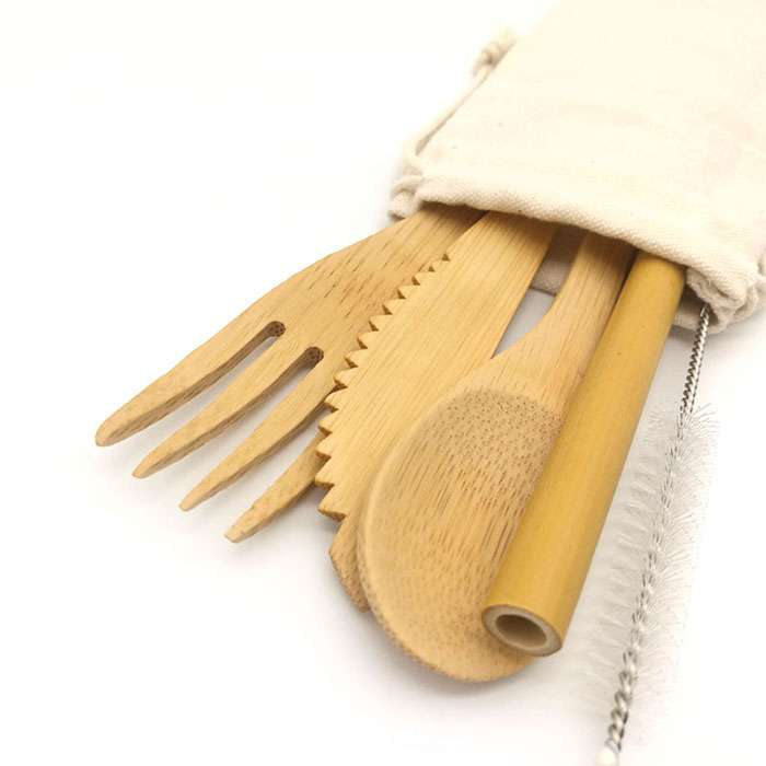 wholesale bamboo cutlery