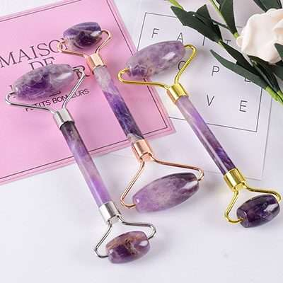 Amethyst roller wholesale