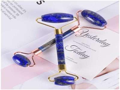 lapis lazuli eye face roller