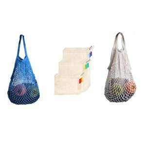 Reusable Mesh Produce Bags Wholesale Manufacturer