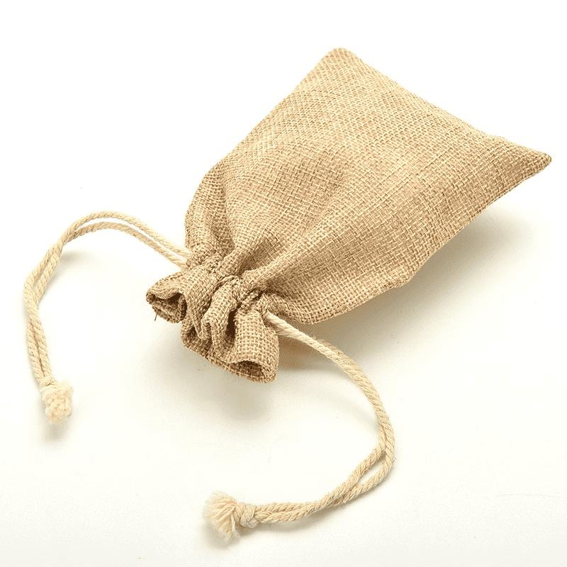 linen pouches wholesale
