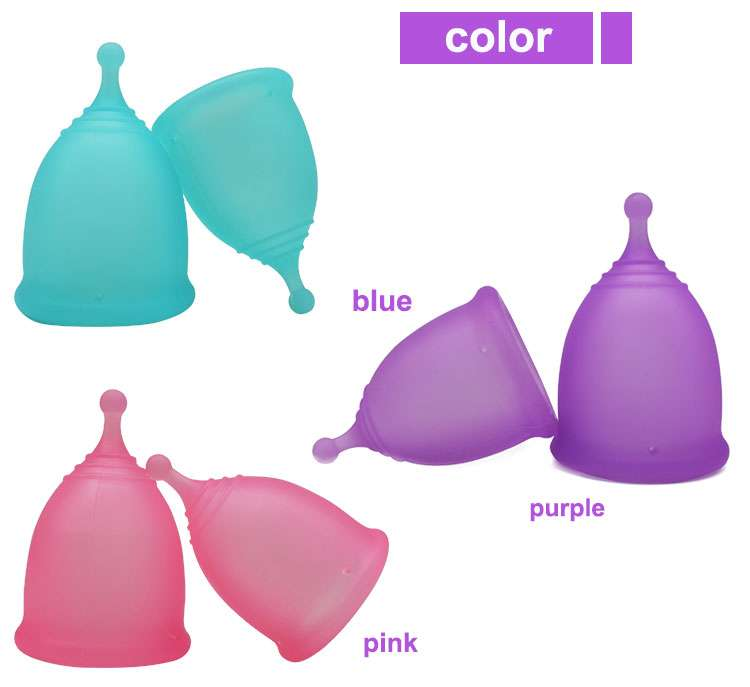 Silicone Menstrual Cup Wholesale