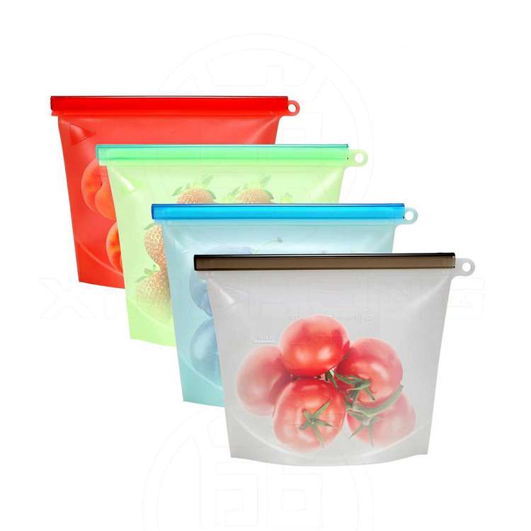 Wholesale Silicone Bags Factory