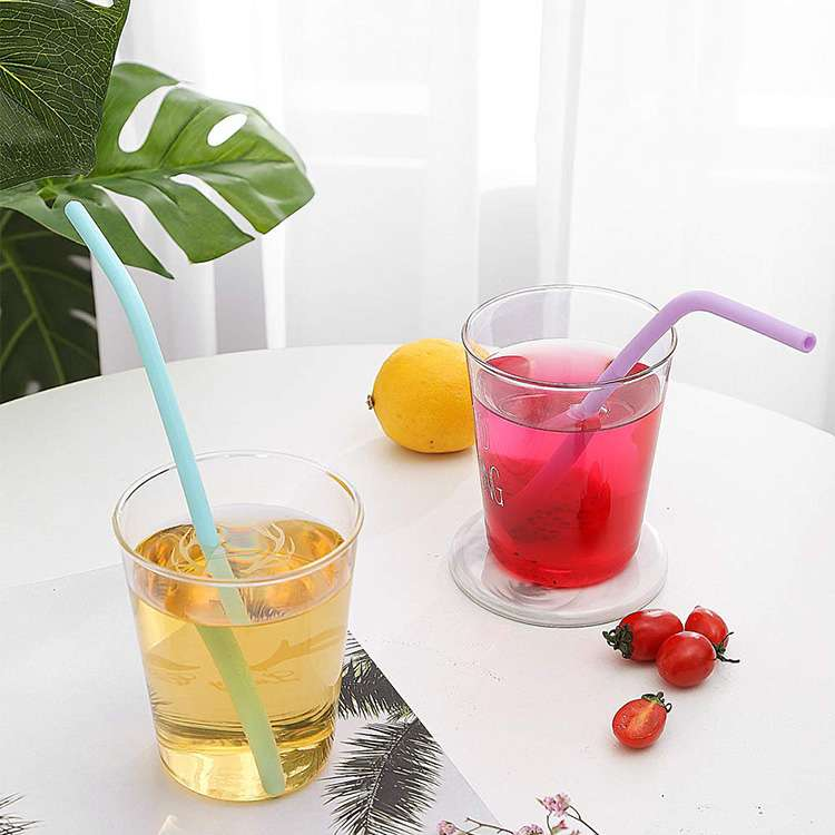 Wholesale Silicone Straws China