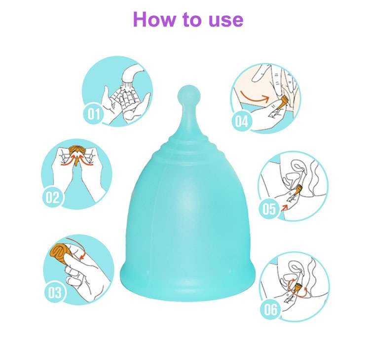 silicone menstrual cup factory