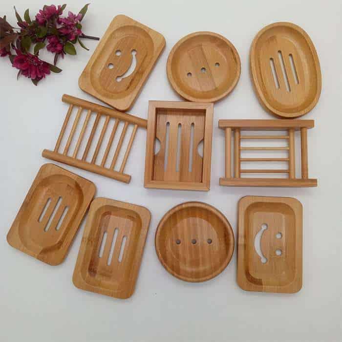 bamboo soap dish China