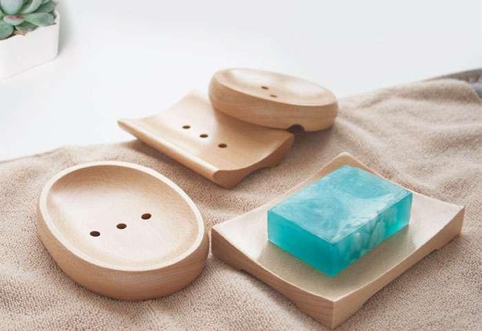 bamboo soap dish Wholesale