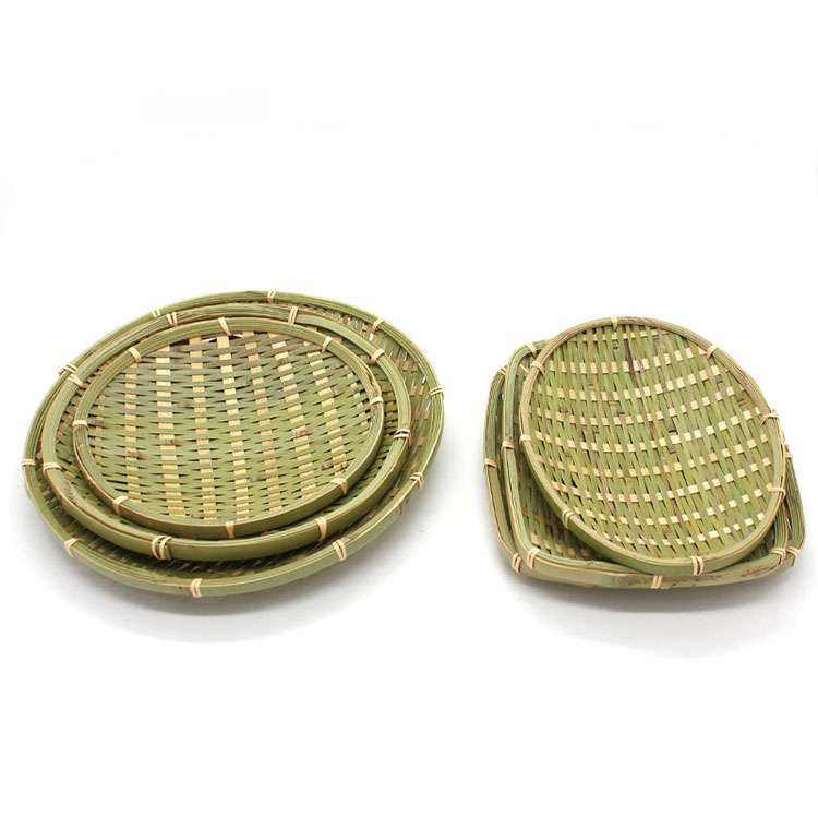 bamboo basket import