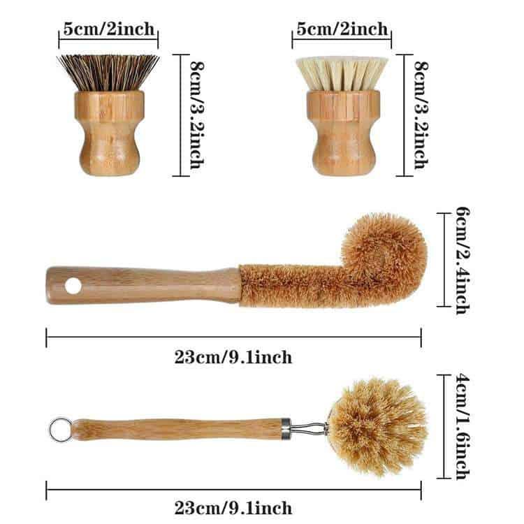 bamboo bottle brush manufacturer