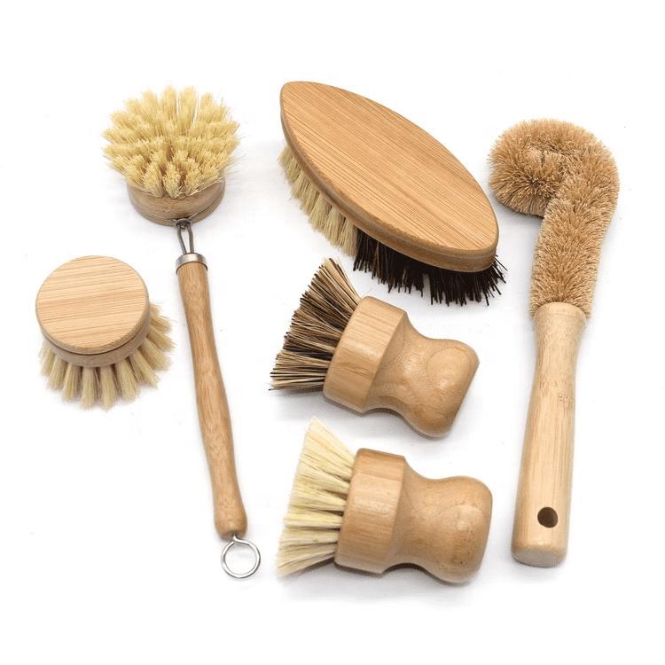 bamboo kitchen brush factory