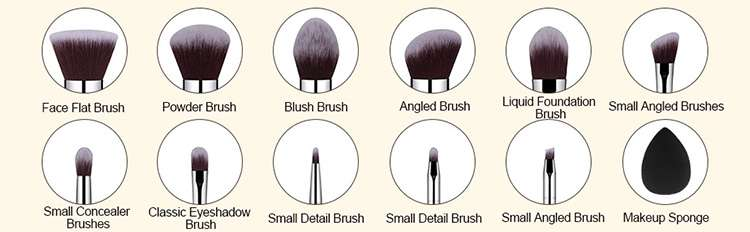 bamboo makeup brush manufacturer