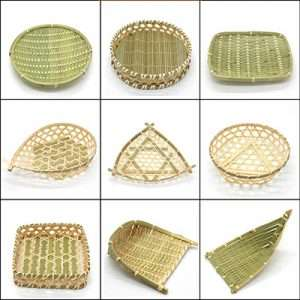 bamboo basket wholesale