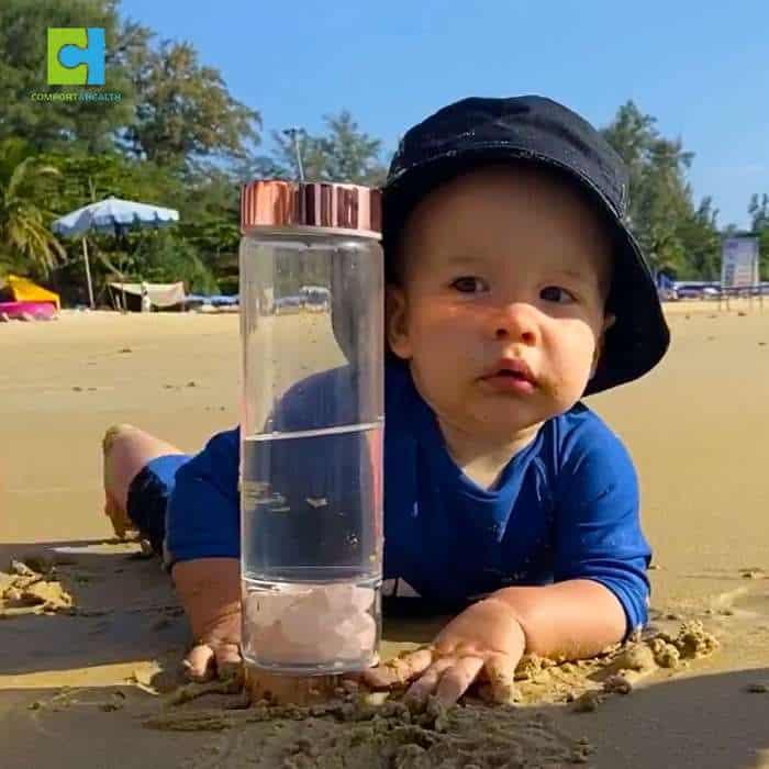 crystal drink bottle supplier