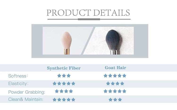 crystal makeup brushes supplier
