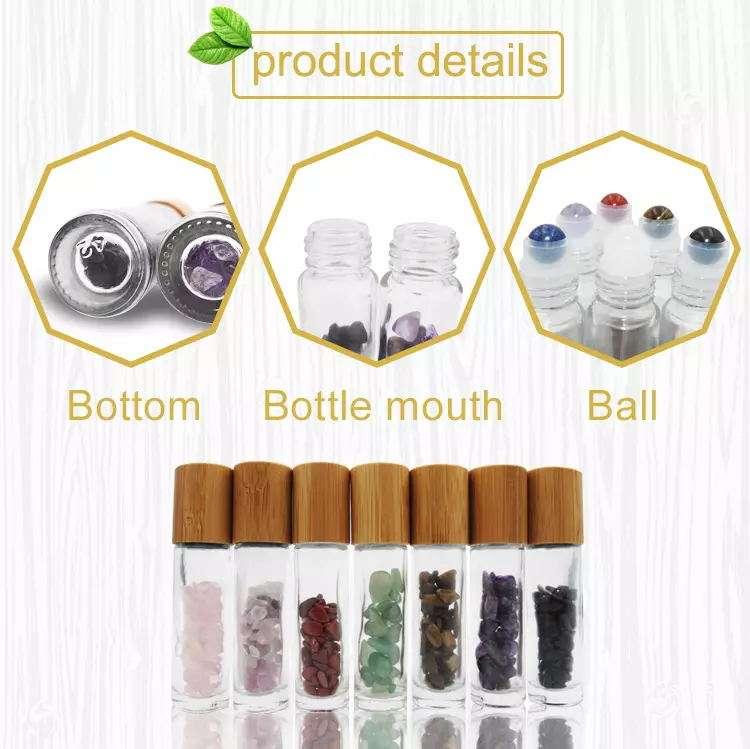 crystal roller bottles supplier