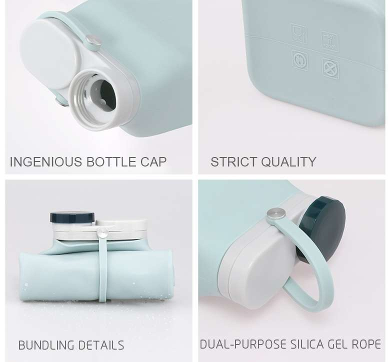 collapsible water bottle supplier