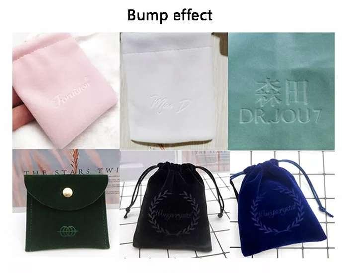 Velvet Bag Wholesale Factory & Velvet Pouches Wholesale Manufacturer 4