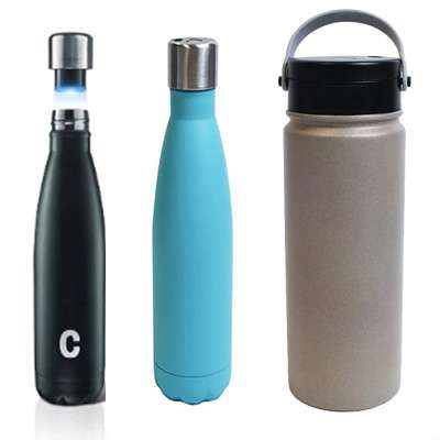 UV Water bottle wholesale factory