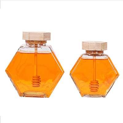 honey jars wholesale