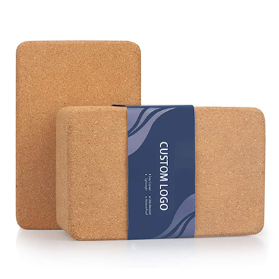 Cork yoga block bulk