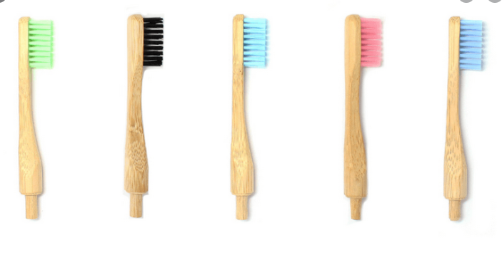 bamboo electric toothbrush supplier