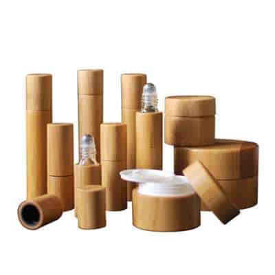 bamboo jars wholesale