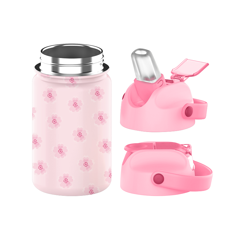 Stainless kids water bottle