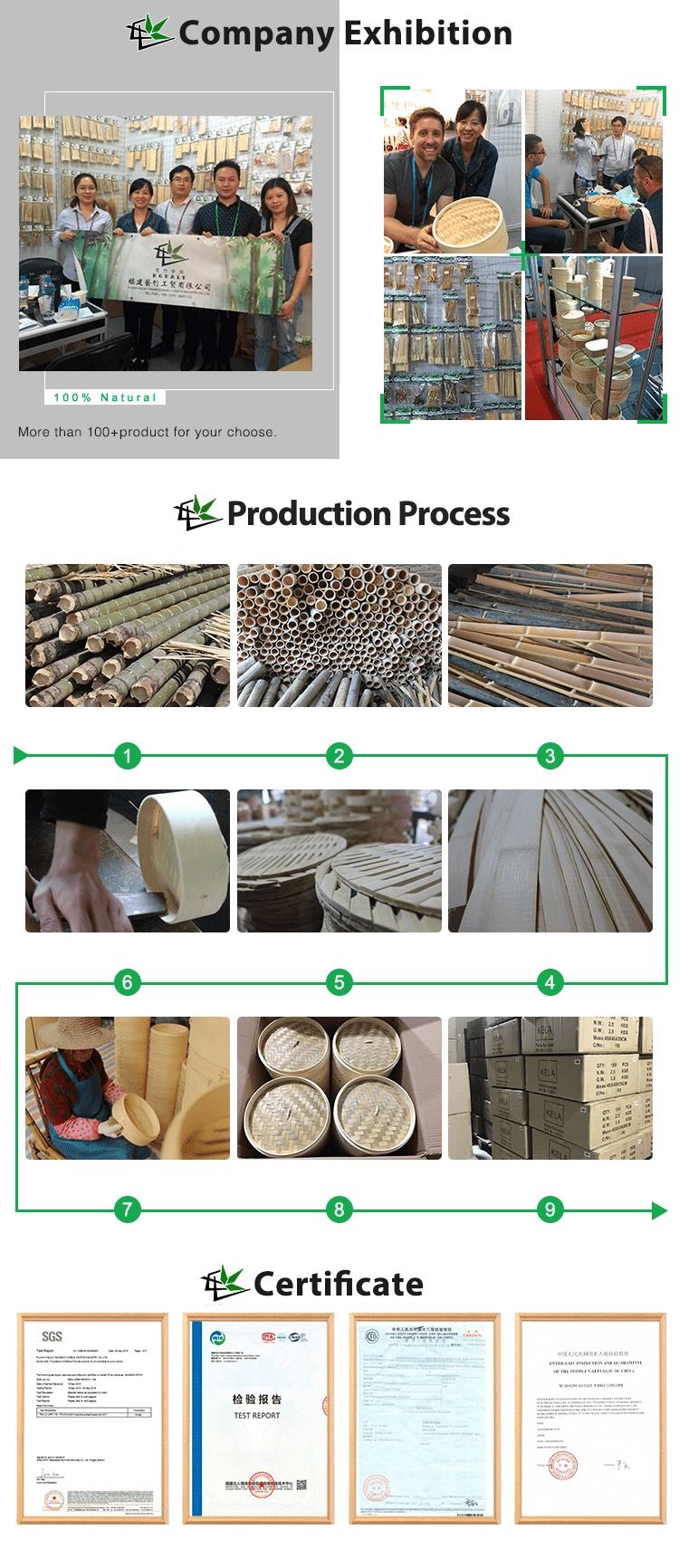 bamboo steamer manufacturer